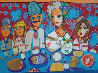 Учні Володимир-Волинської дитячої художньої школи - призери міжнародного конкурсу