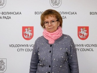 У Володимирі новим начальником відділу земельних та природних ресурсів управління містобудування, архітектури та комунальних стане Наталія Антоненко