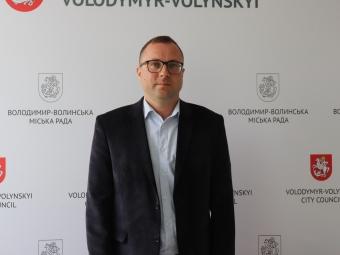 У Володимирі обрали начальника відділу культури