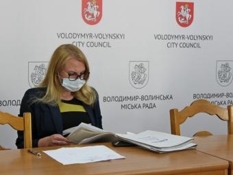 У Володимирі матеріальні допомоги та грошові виплати призначали на засіданні соціальної комісії