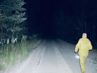 У волинських лісах цілу ніч шукали чоловіка, який пішов по чорниці і зник