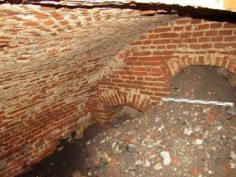 У Володимирі повідомили, яка ситуація з розкопками підземелля поблизу міськради