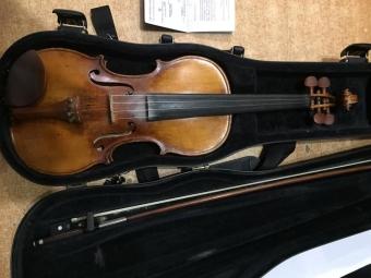 В Устилузі на кордоні вилучили музичний інструмент німецьких майстрів початку минулого століття