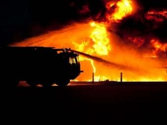 На Волині через несправність пічного опалення сталася пожежа