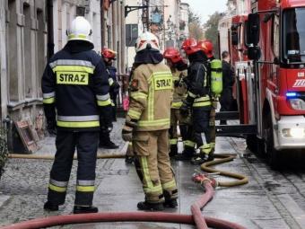 У Польщі під час пожежі загинув українець
