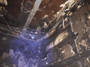 У Нововолинську із палаючого будинку евакуювали 3 людей