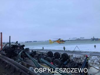 У страшній аварії у Польщі загинув водій з Волині
