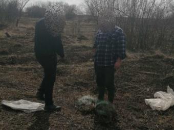 У Нововолинській громаді рибалка «здав» браконьєрів