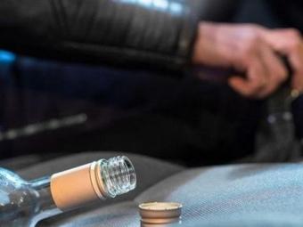 На вихідних у Володимирі спіймали п'яного водія