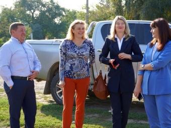 Робоча група з питань формування місцевого бюджету побувала у селах Володимр-Волинськоїгромади