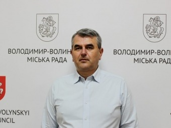 У Володимирі обрали нового начальника управління інфраструктури