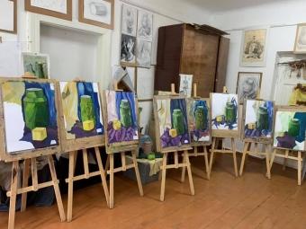 У художній школі Володимира відбулись випускні іспити
