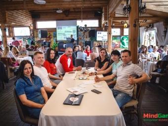У Володимирі відбулася п'ята гра Mind Game на кубок міста