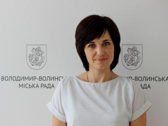 У Володимирі конкурсна комісія рекомендує на посаду головного спеціаліста відділу економічного розвитку, проєктної діяльності та інвестицій виконавчого комітету міської ради Оксану Виваль