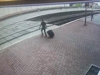 У Ковелі на вокзалі обікрали пасажира