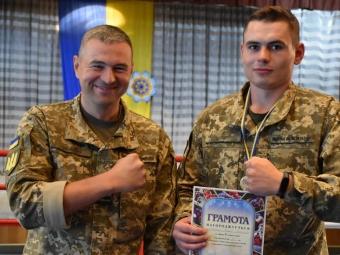 14 ОМБр зайняла перше місце у чемпіонаті з боксу серед військових частин у Володимирі