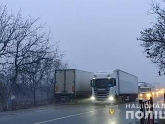 14-річна дівчинка з Волині втекла з далекобійником на фурі на Одещину