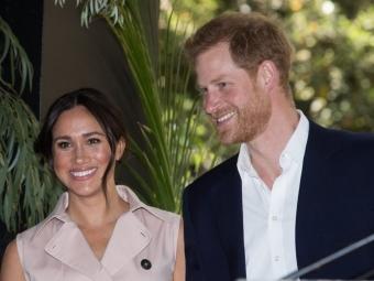 У принца Гаррі й Меган Маркл народилася донька
