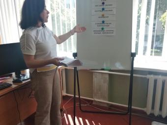 У Володимирі відбулось засідання Центру професійного розвитку педагогічних працівників у межах Школи консультанта