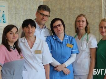 У Нововолинську вперше відбулися безболісні природні пологи