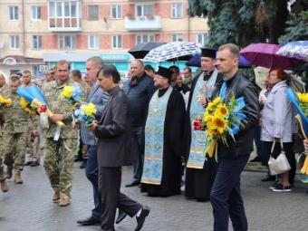 У Володимирі вшанували загиблих Героїв