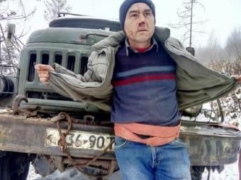 Селяни врятували від катувань журналіста, який знімав незаконну вирубку дерев