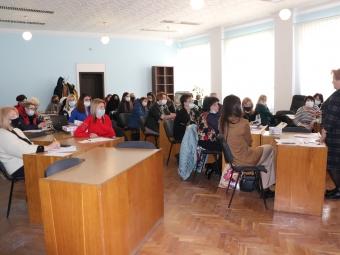 У міській раді відбувся «круглий стіл» з підприємцями та бухгалтерами Володимир-Волинської громади