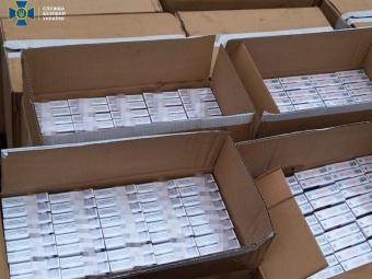 СБУ викрила прикордонників Волині та Рівненщини на організації корупційної схеми ввезення бурштину і тютютну