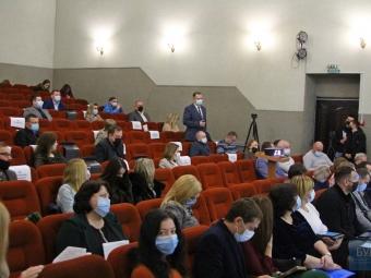 Прийняли бюджет Володимир-Волинської громади