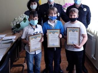 У Києві хлопчаки допомогли затримати грабіжника-рецидивіста
