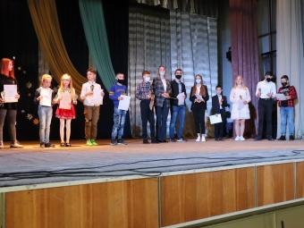 У Володимирі-Волинському відзначили кращих учнів і педагогів громади