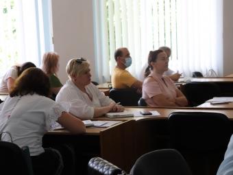"""У Володимирі провели """"круглий стіл"""" між підприємцями та контролюючими органами"""