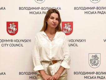 У Володимирі конкурсна комісія рекомендує призначити на посаду директора ФПП «Бізнес-центр» Ганну Медведєву