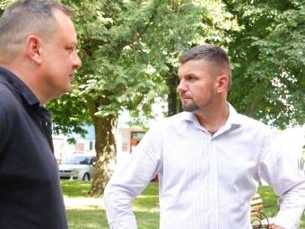 Восени у Володимирі розпочнуть реконструкцію скверу на вулиці Небесної Сотні