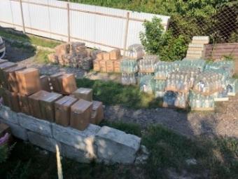 У Нововолинську у фігурантів «криміналу» вилучили 3 тонни алкоголю сумнівної якості