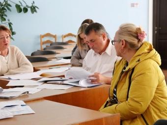 У Володимирі відбулось засідання робочої групи з питань своєчасної сплати податків