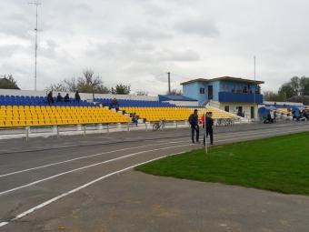 """На стадіоні """"Олімп"""" у Володимирі планують ремонтні роботи"""