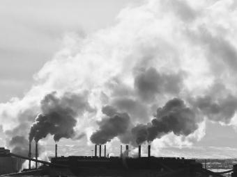 Українці зможуть поскаржитися на забруднення повітря через екологічний чат-бот