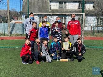 У Володимирі відбулися змагання з футболу серед школярів