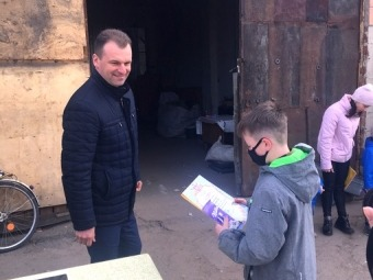 У Володимирі нагородили наймолодших екологічно свідомих містян