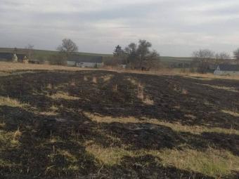 У Володимир-Волинському районі притягнули до відповідальності трьох паліїв сухотрав'я