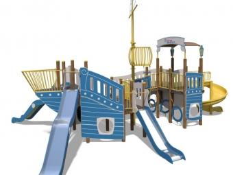 У Володимирі закінчується тендер на будівництво дитячого майданчика у парку на Риловиці