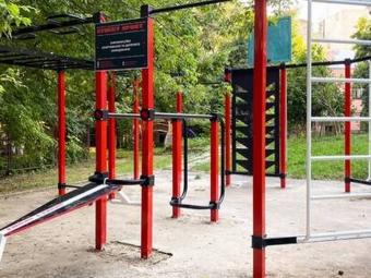 У Волоидмир-Волинській громаді збудують 30 дворових майданчиків для воркауту