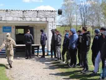 Для старшокласників Володимир-Волинського району провели допризовну підготовку