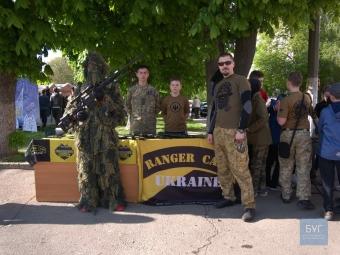 У Володимирі до Дня Європи відбулися святкові заходи та вперше виступив гурт «OznakA»