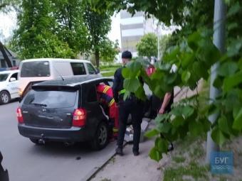 У Володимирі в автівці  померла пасажирка