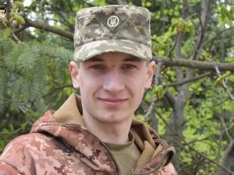 Військовий 14 ОМБр рятуючи побратима підірвався на міні і втратив ногу