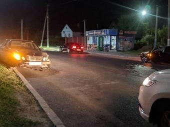 Вночі у Володимирі трапилась аварія