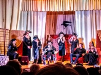 Театр «Різнобарв'я» з Володимира бере участь у всеукраїнському конкурсі