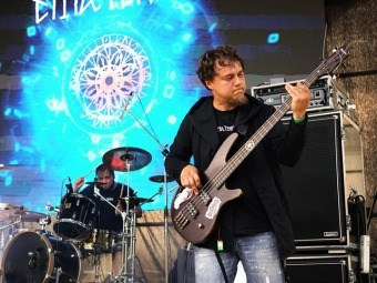 Гурт з Володимира виступив на фестивалі «Тарас Бульба» на Рівненщині